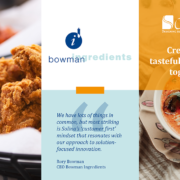 Solina Group completes the acquisition of Bowman Ingredients